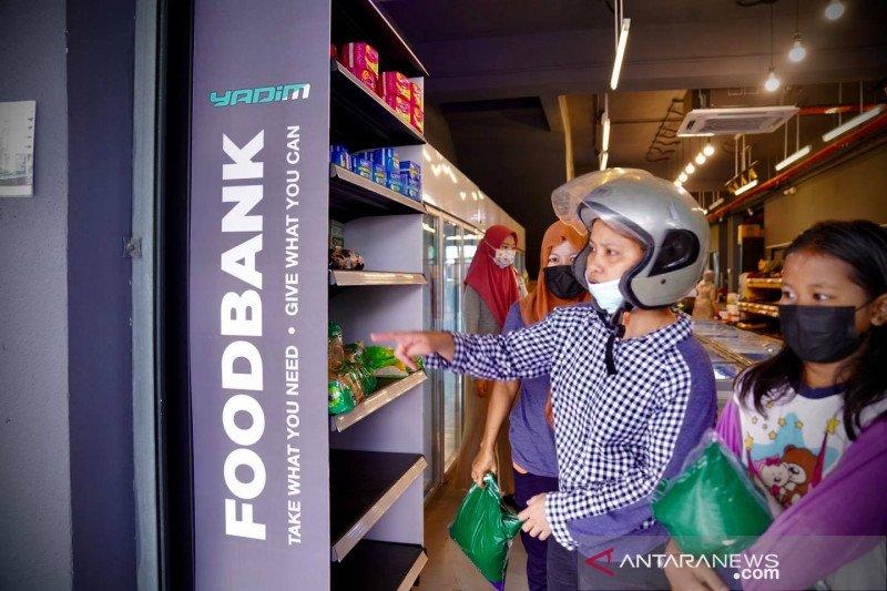 "Pekerja WNI manfaatkan ""foodbank"" Menteri Agama Malaysia"