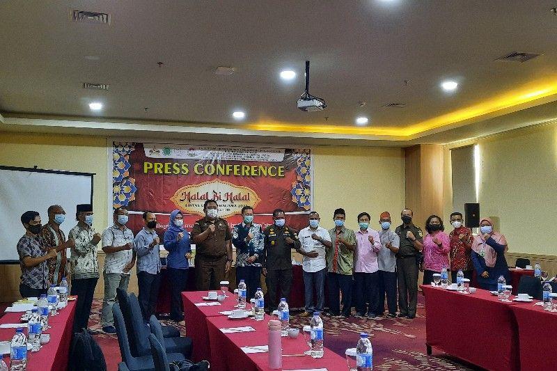 Gabungan lintas agama di Papua siapkan kegiatan halal bihalal
