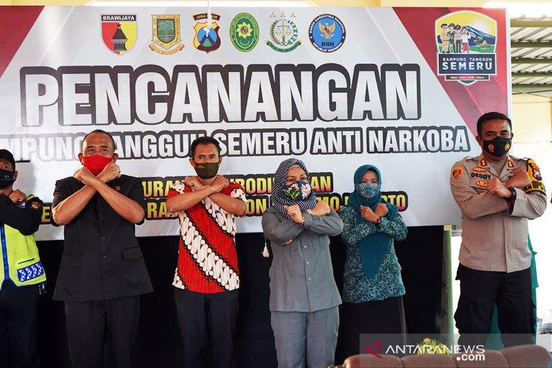 Anggota DPR apresiasi Kapolri bentuk Kampung Tangguh perangi narkoba