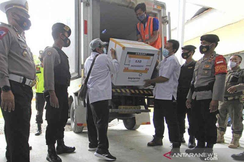 Distribusi, kendala vaksinasi COVID-19 di Indramayu-Jabar