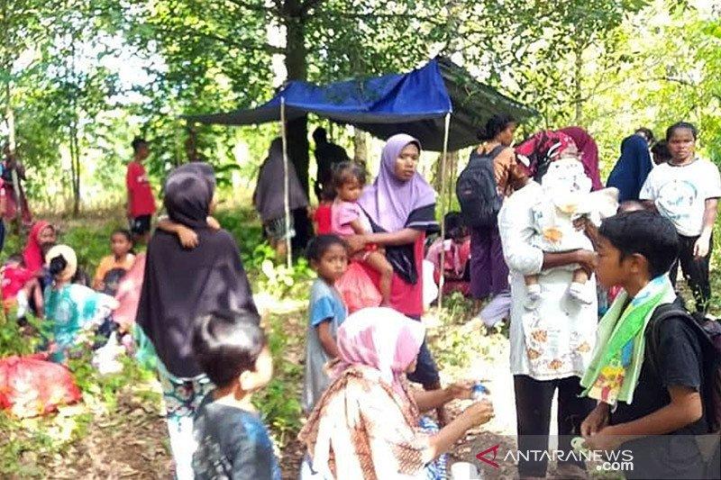Gempa Pulau Seram sebabkan tanah amblas di Kecamatan Tehoru