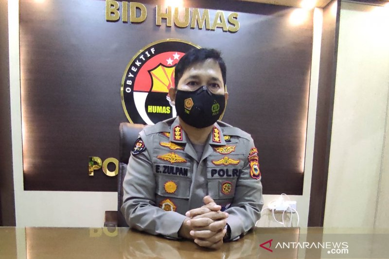 Polisi bekuk pelaku pembakar minimarket di Makassar