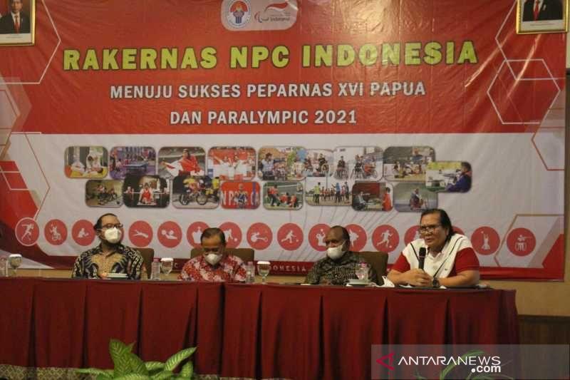 NPC Indonesia berharap 34 Provinsi ikut Peparnas XVI Papua