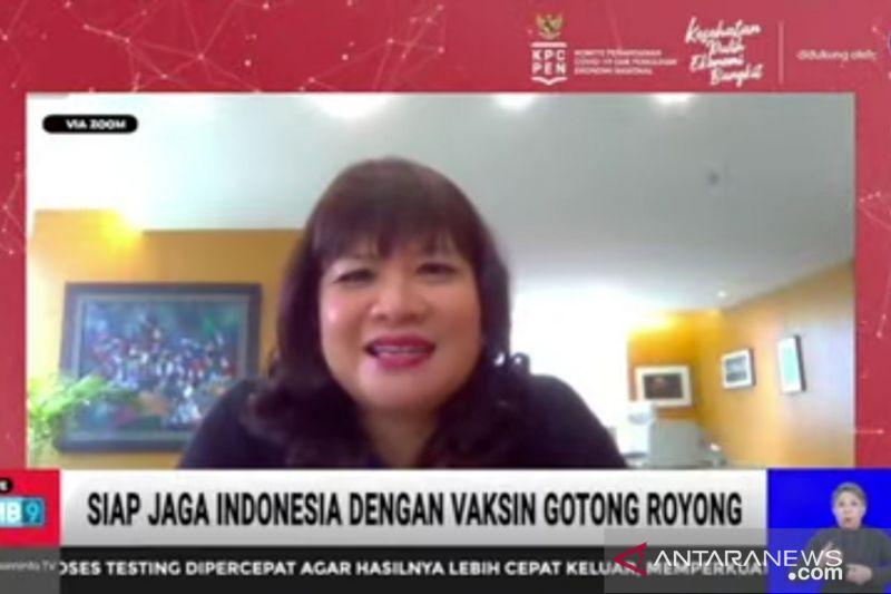 Kadin pertimbangkan daftar tunggu vaksinasi Gotong Royong