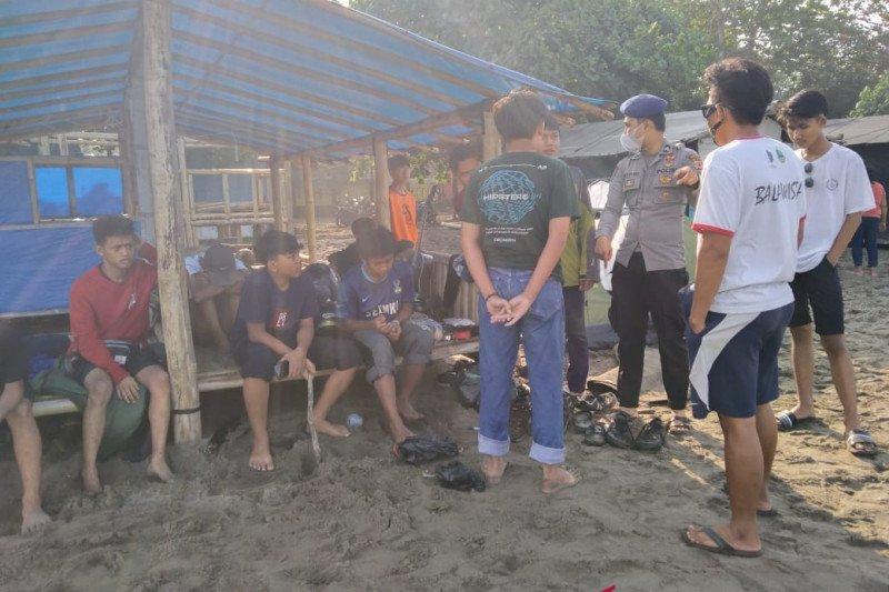 Pelajar asal Bogor hilang tenggelam di Pantai Citepus Sukabumi