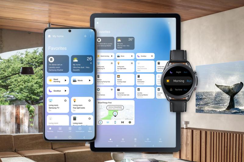 Samsung luncurkan SmartThing terbaru untuk mudahkan konsumen