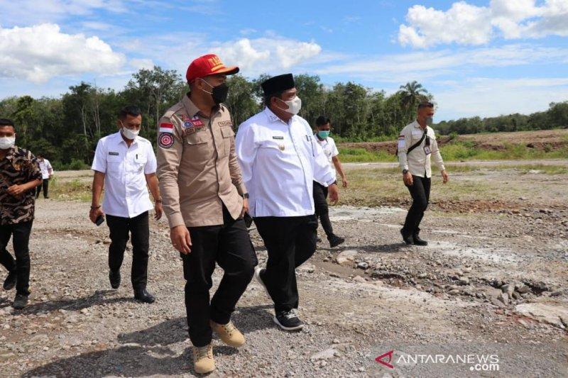 Wagub Sumbar minta percepatan pembebasan lahan Tol Padang-Pekanbaru