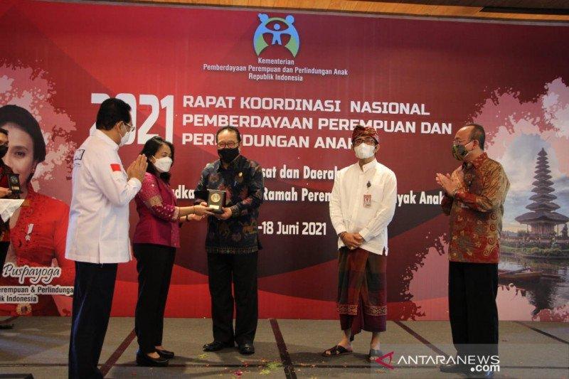 Wagub Bali dukung penguatan perlindungan anak dan perempuan