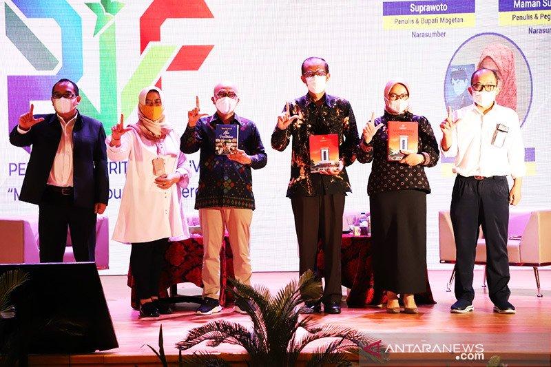 Perpusnas : Aktivitas membaca masyarakat Indonesia semakin meningkat