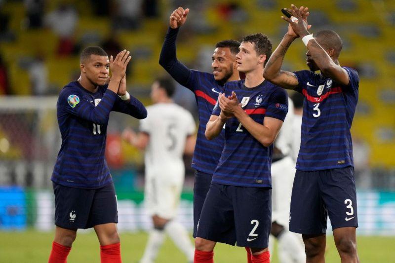Gol bunuh diri Hummels, Prancis menang 1-0 atas Jerman