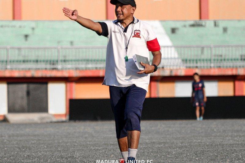 Madura United agendakan uji coba lawan tim selevel