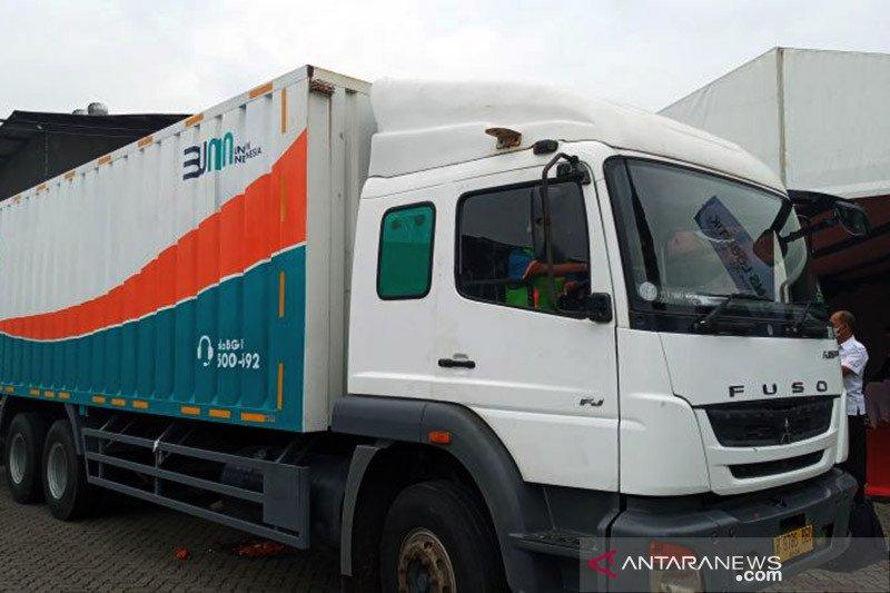 PT RNI: Layanan Trans Logistics BGR semangat baru klaster BUMN pangan