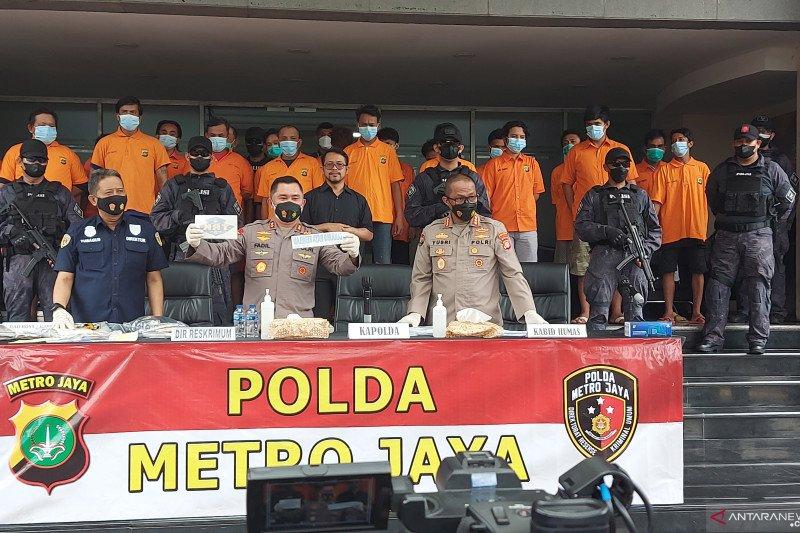 Polda Metro Jaya tangkap 24 pelaku pungli di Tanjung Priok