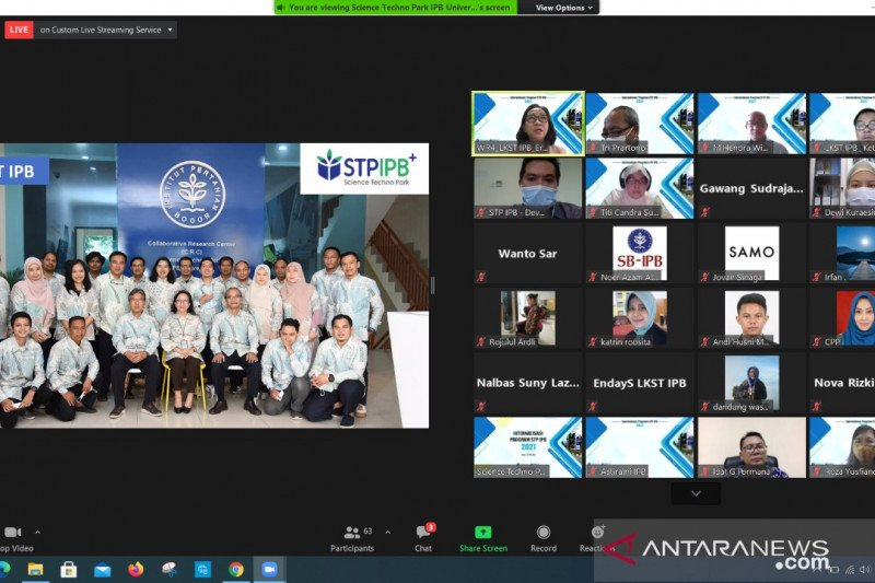 LKST IPB University dorong hilirisasi produk inovasi berdaya saing
