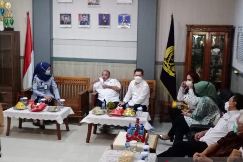 Kunjungan Komisi III DPR ke Lapas Tangsel membawa tiga isu utama