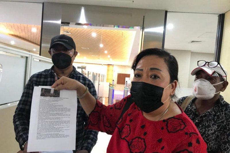 Ketua DPRD datangi Bareskrim adukan Bupati Alor terkait video viral