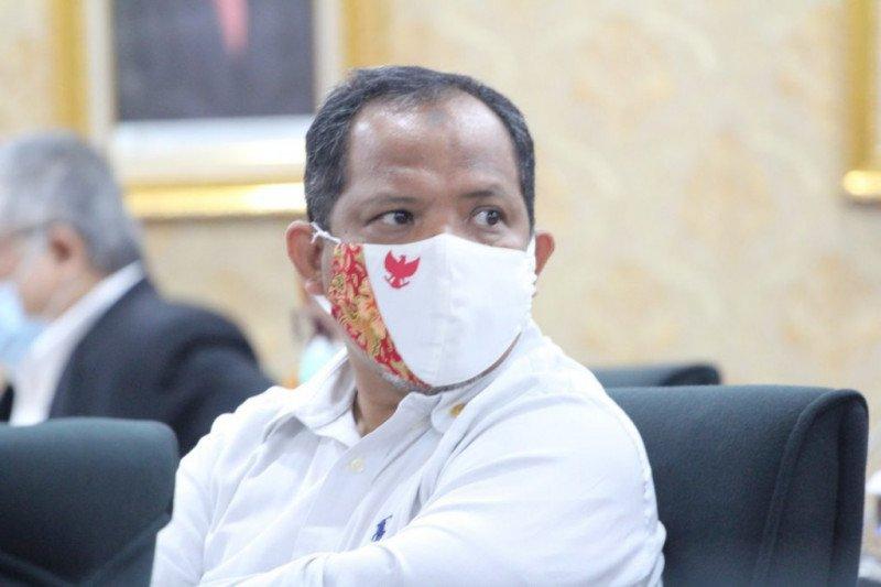 Anggota DPR dorong Kementan perkuat pengembangan pangan lokal