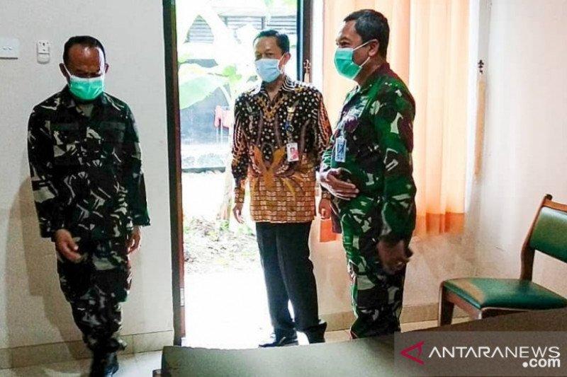 Pemkot Jaksel gandeng TNI AU sediakan lokasi isolasi pasien COVID-19