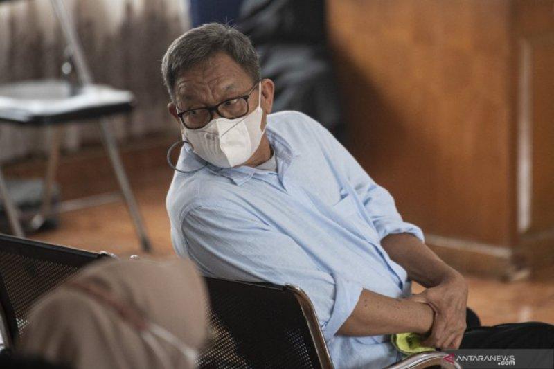 Mantan Bupati Muara Enim penerima suap divonis delapan tahun penjara