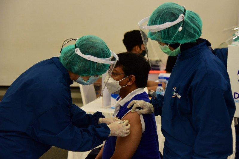 Vaksinasi Gotong Royong Danone 5