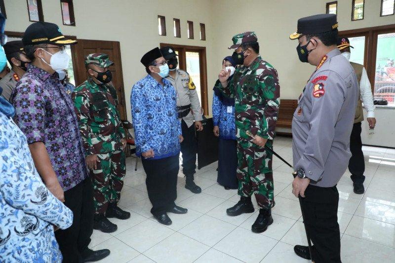 Panglima TNI: Tekan COVID-19 di Kudus dengan percepatan vaksinasi