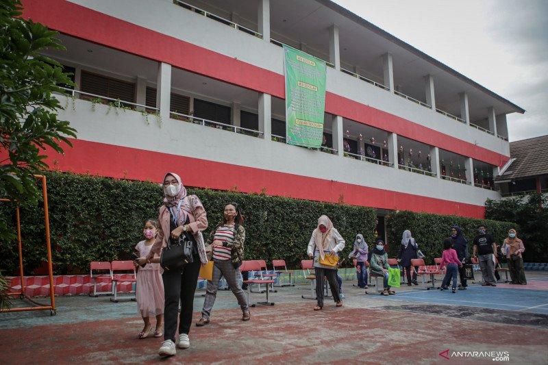 Penerimaan peserta didik baru untuk SD Kota Tangerang
