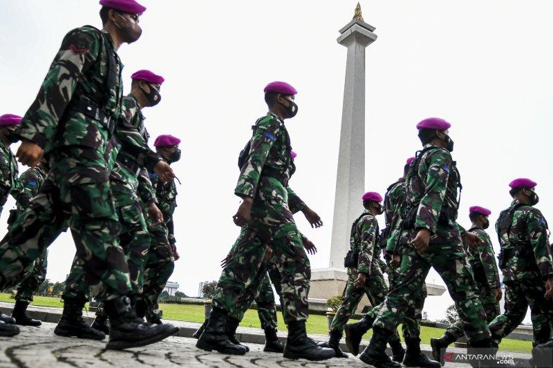 Jakarta berada dalam kondisi puncak baru pandemi COVID-19