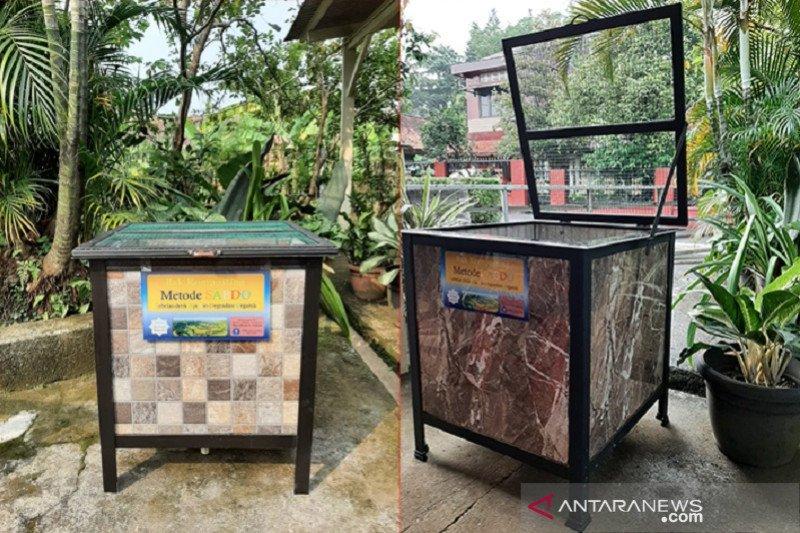 Guru Besar IPB kembangkan inovasi olah sampah tanpa bau BakPo SABDO