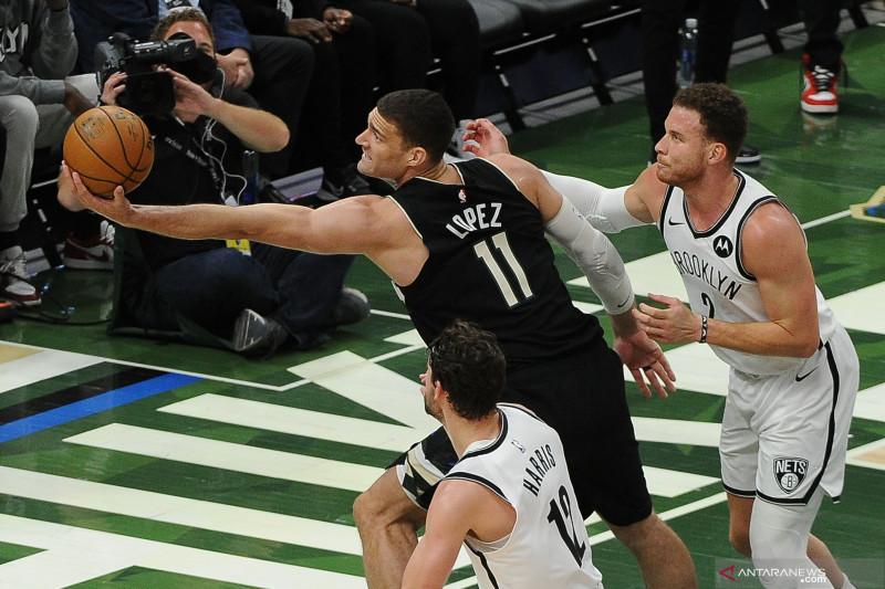 Playoffs NBA : Bucks tahan Nets 3-3