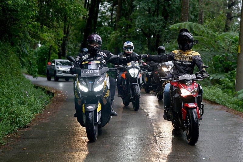 Wonderful Ride sambangi banyak destinasi wisata Jateng dan DIY