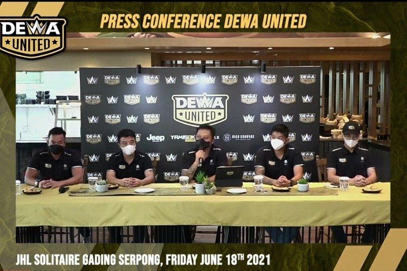 Dewa United tunda grand launching akibat lonjakan kasus COVID-19