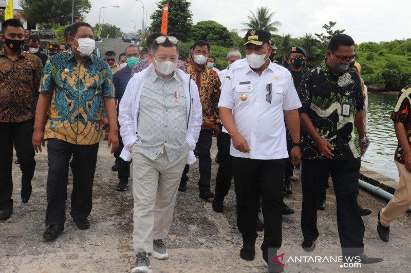 Kepala Bappenas inginkan Maluku miliki pasar ikan internasional