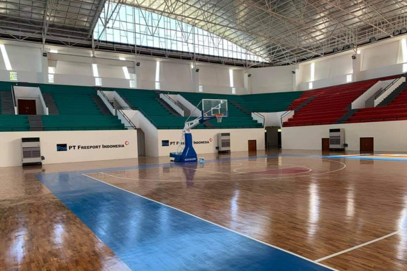 Freeport alokasikan Rp6 miliar perbaiki Mimika Sport Complex