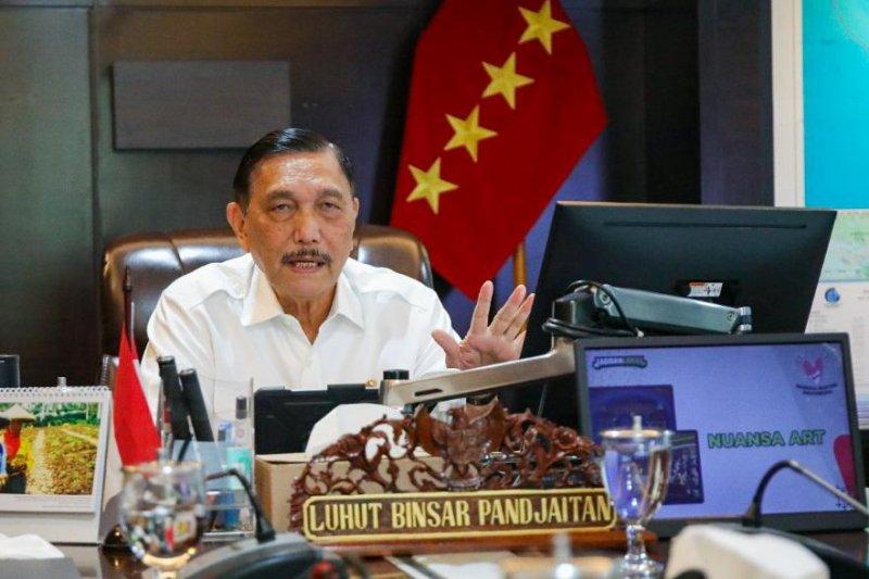 Luhut: Potensi nikel melimpah Indonesia punya posisi tawar kuat