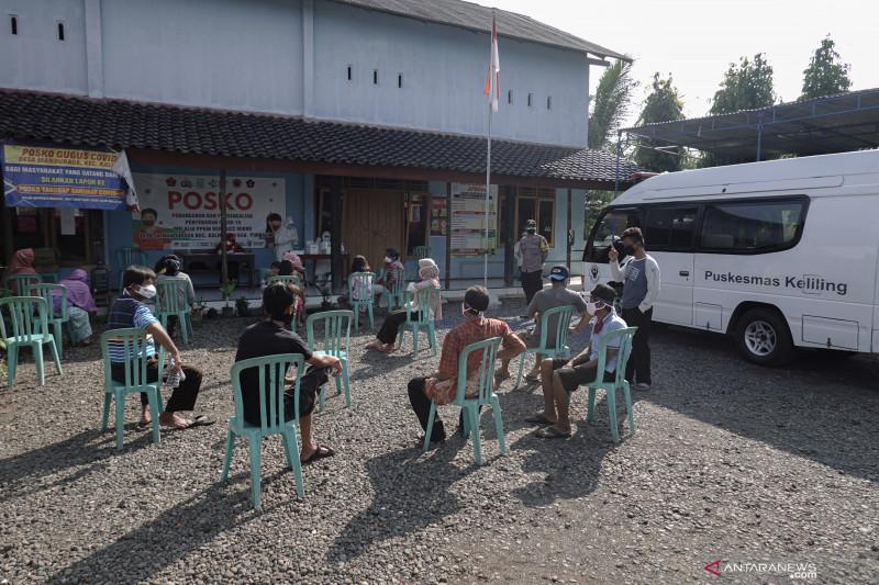 Kasus positif COVID-19 tertinggi di Jateng, sembuh tertinggi di Jatim