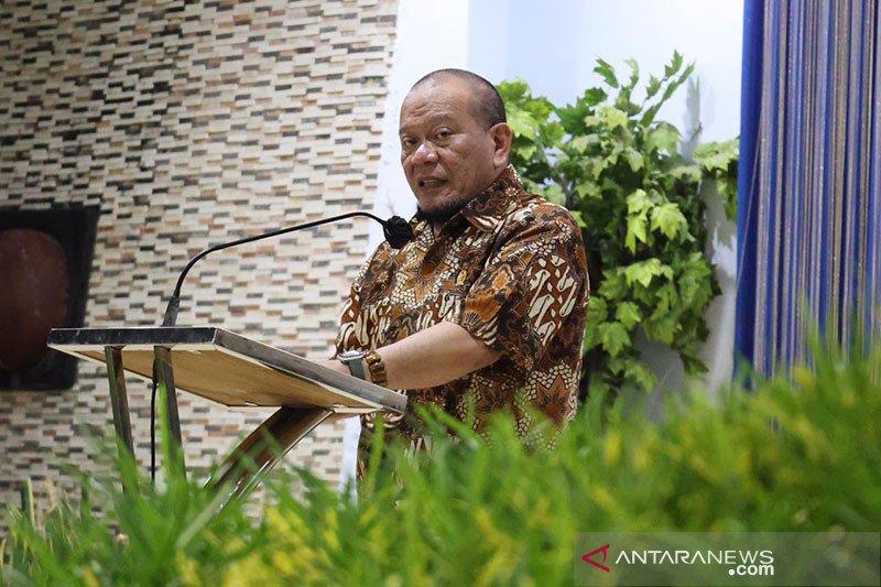 Ketua DPD RI minta pemerintah bangun pabrik ekstraksi aspal Buton