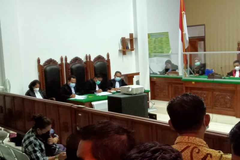 Enam terdakwa kasus korupsi aset tanah Manggarai Barat divonis penjara