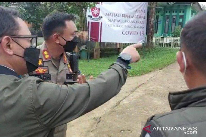 Santri ponpes di Kota Bogor sembuh dari COVID-19 jadi 40 orang