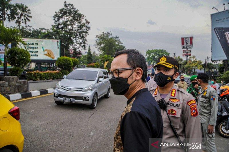 Polresta Bogor Kota berlakukan ganjil-genap mulai Sabtu ini