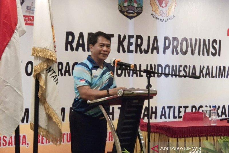 Gubernur Kaltara ingatkan KONI bahas strategi pemenangan PON XX