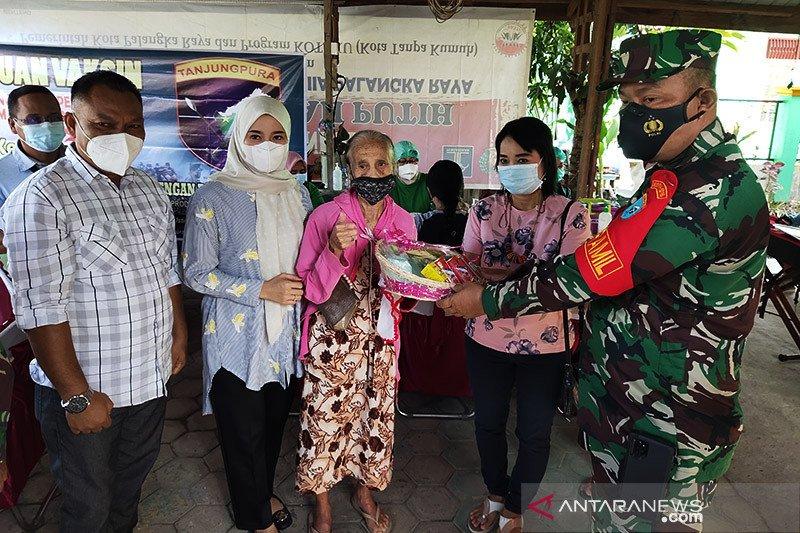 Pemkot Palangka Raya sasar vaksin lansia dengan jemput bola