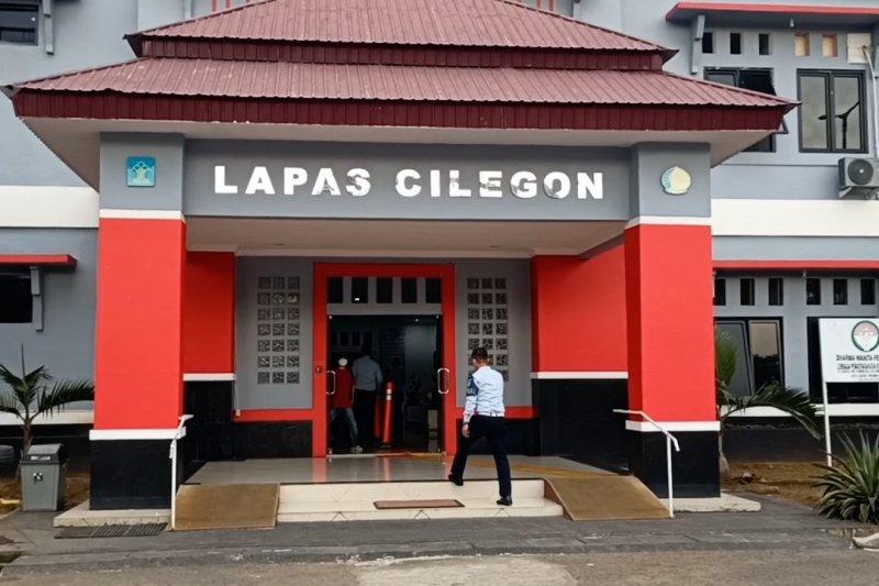 2 WNA Nigeria pengendali jaringan sabu 1,1 ton terciduk simpan sabu di Lapas Cilegon