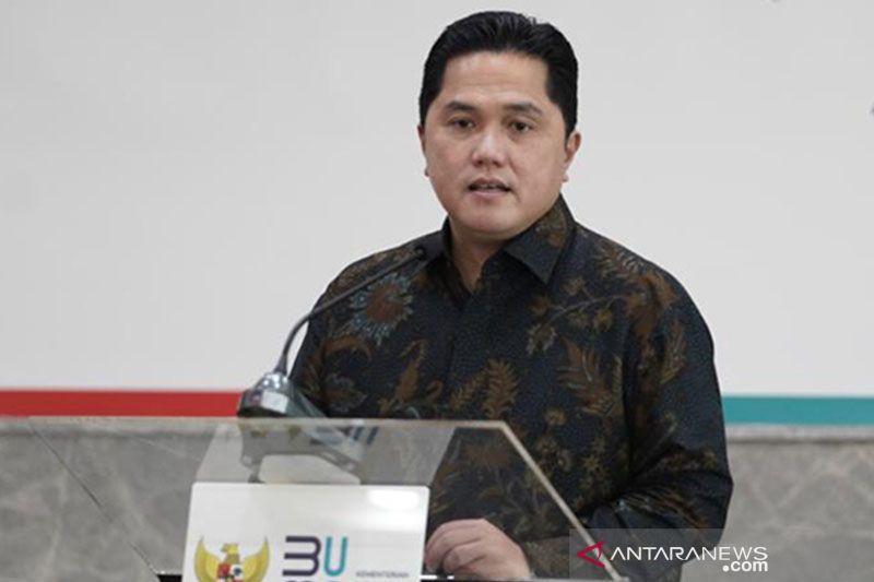 Erick Thohir berharap PT PPI putar roda perdagangan nasional