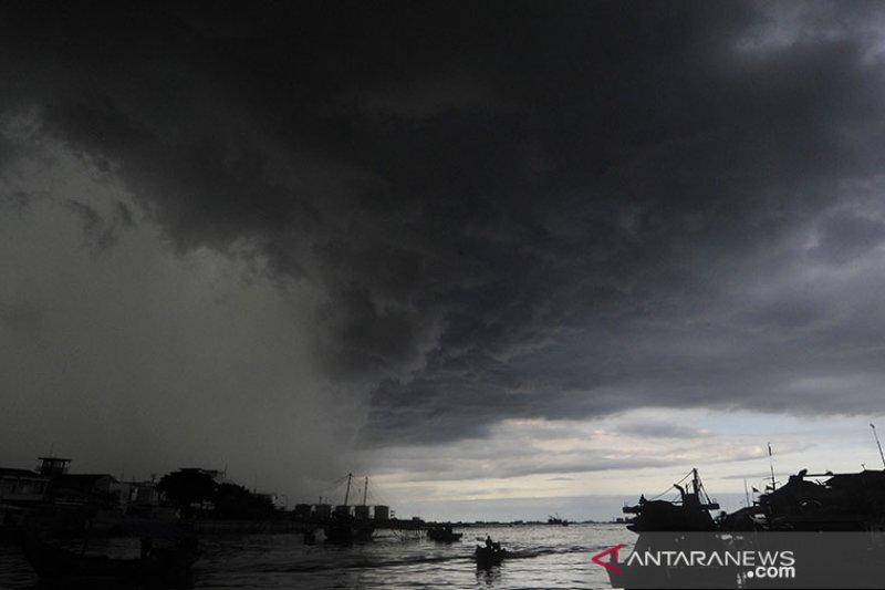 BMKG prakirakan hujan lebat di beberapa provinsi