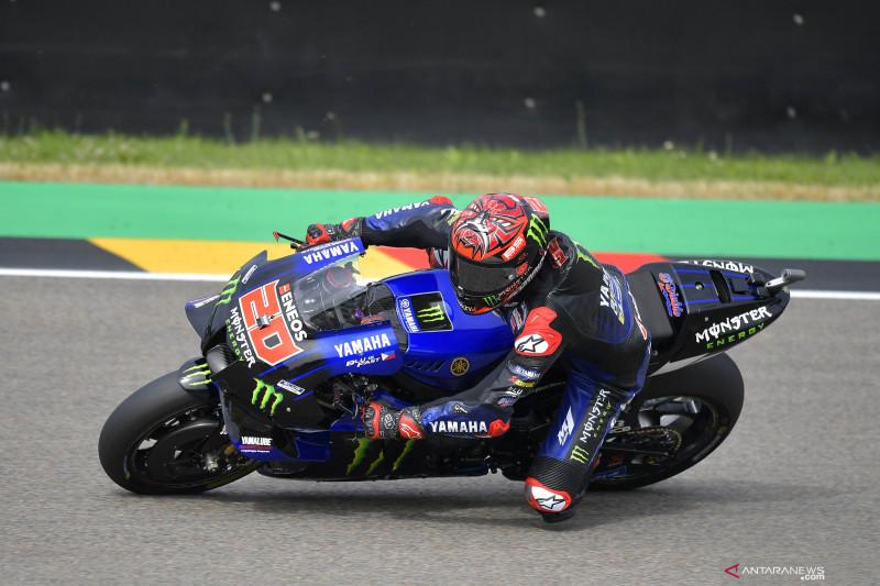 Latihan jelang MotoGP 2021 GP Jerman