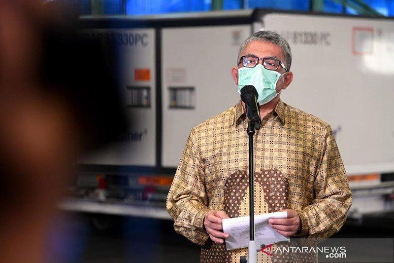 Sekjen Kemenkes pastikan vaksin COVID-19 di Indonesia sudah diuji