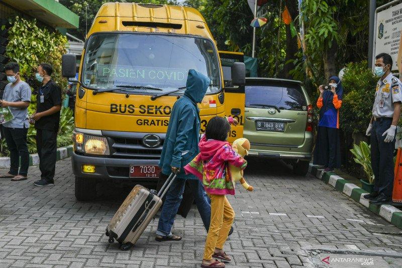 Jakarta kemarin, rekor kasus COVID-19 hingga pengetatan PPKM