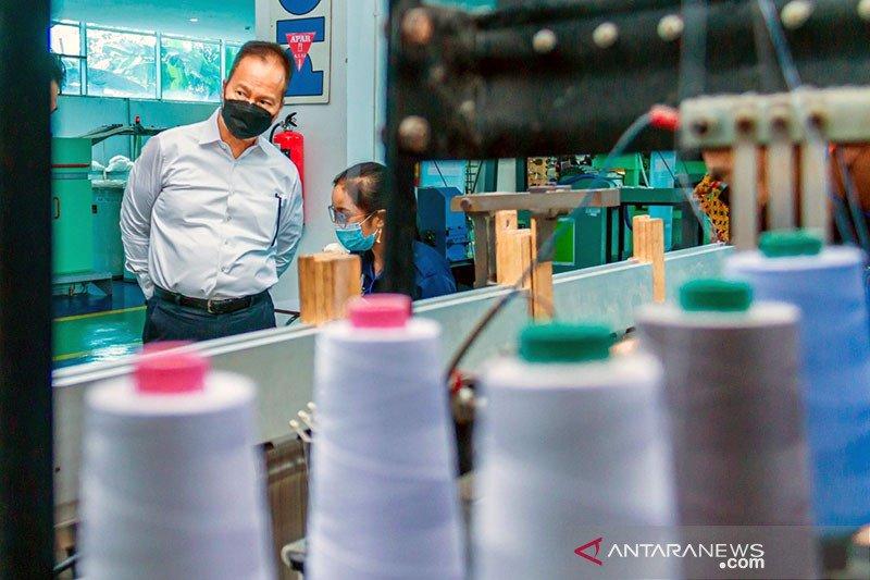 Menperin imbau industri perketat prokes dalam berproduksi