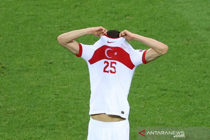 Euro 2020: Swiss kalahkan Turki 3-1