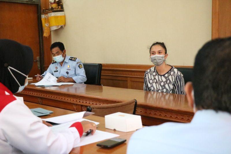 Dua WNA ajukan permohonan jadi WNI di Bali